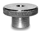 High Knurled Nut