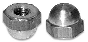 Cap Nuts/Acorn Nuts