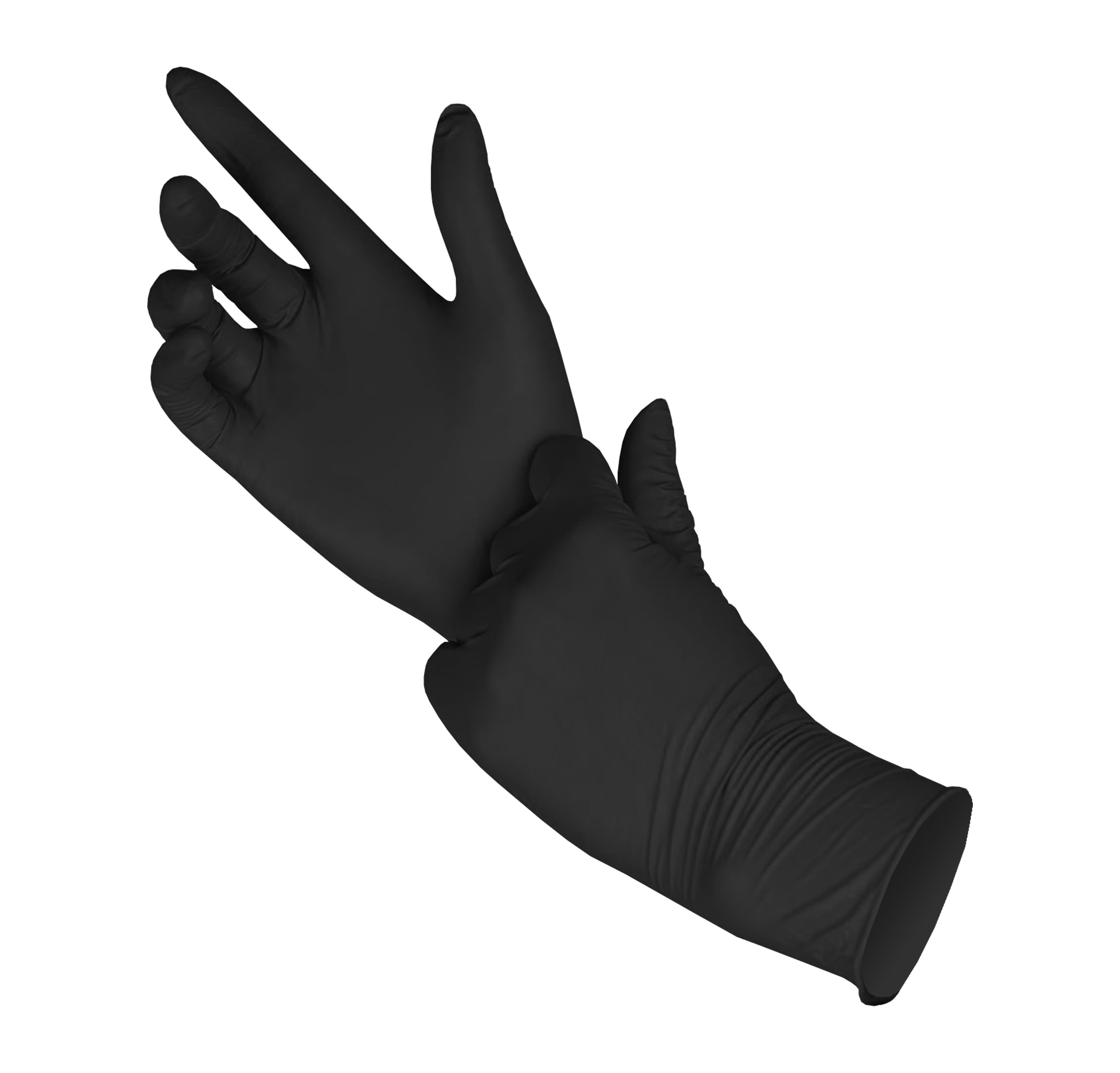 NITRILE DISPOSABLE GLOVE